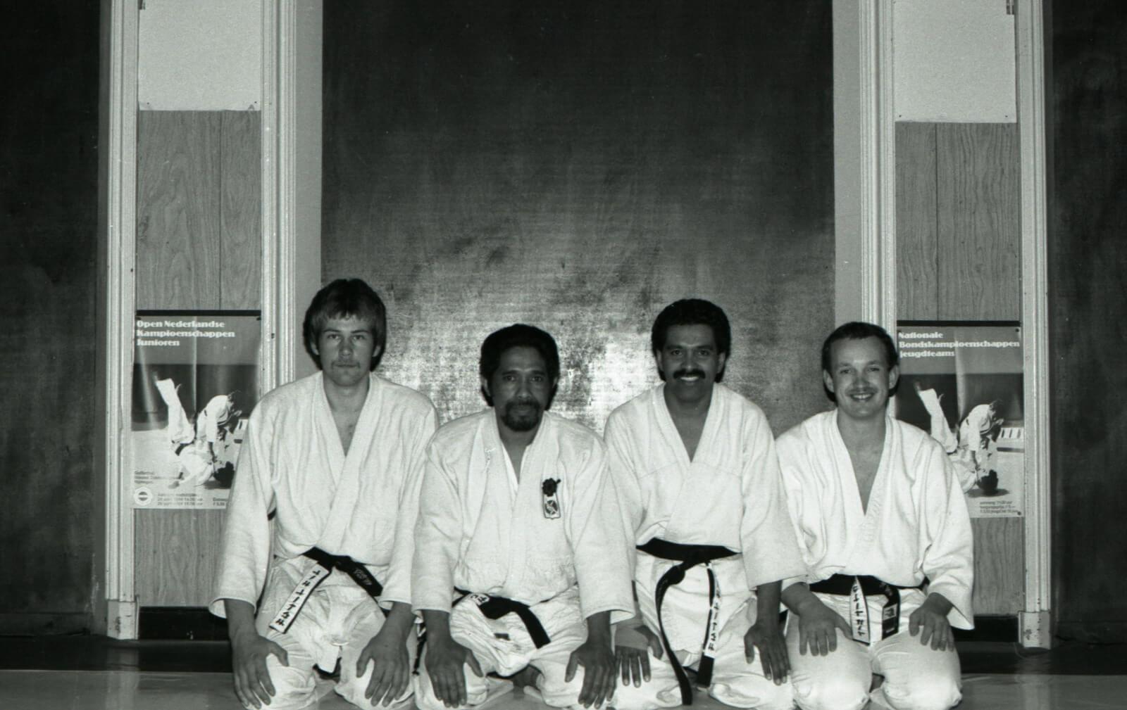 René Witteveen Jiu Jitsu
