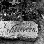 Opschrift 't Witteveen steen