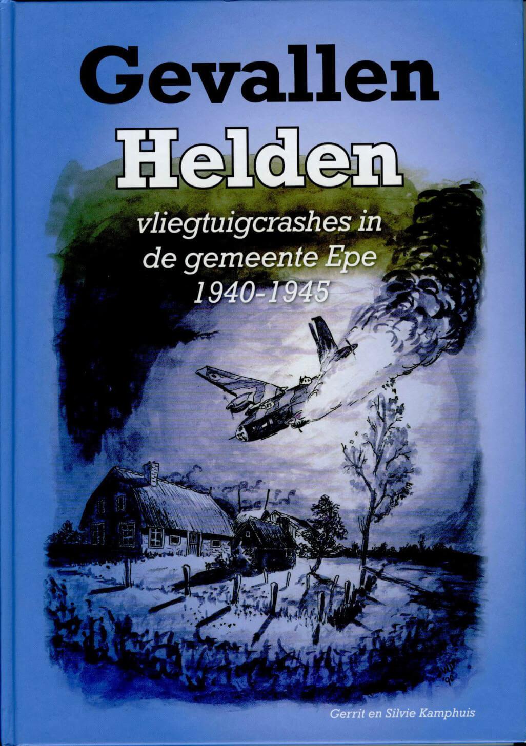 Boek Gevallen Helden getuigenverslag