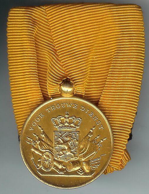 Trouwe dienst Medaille